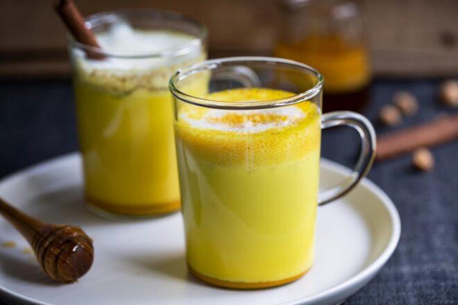 Wohlfühlgetränk Goldene Milch