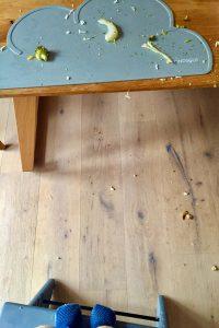 Chaos nach dem Mittagessen