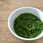 Bärlauch Pesto vegan
