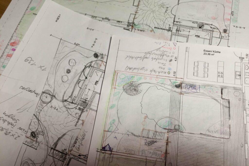 Familiengarten Planen
