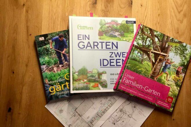 Planung und Inspiration für einen Familiengarten
