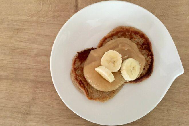 Haferflocken Pancakes