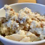 Schafskäse-Dattel-Dip