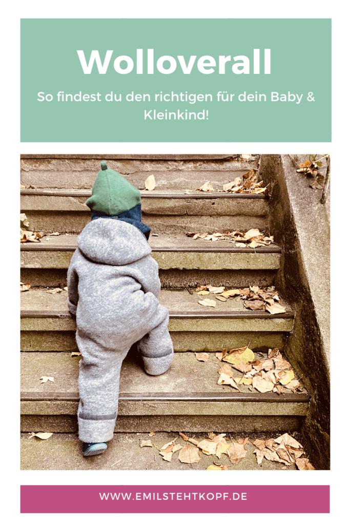 Wolloverall - so findest du den richtigen für dein Kleinkind