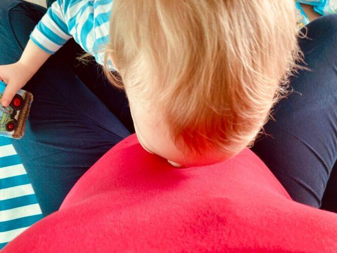 Gedankenkarrussel als bald Zweifach-Mama