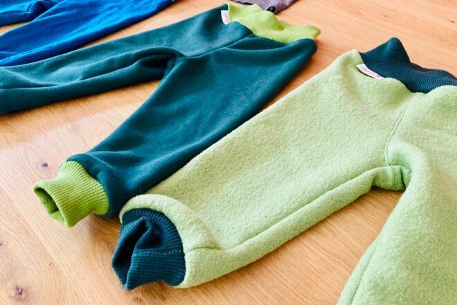Shop mit Hosen für schlanke Babys & Kleinkinder